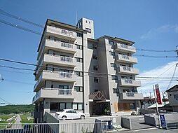 三田ハイツスギタ[4階]の外観