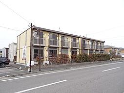 佐賀県佐賀市兵庫北6丁目の賃貸アパートの外観