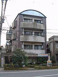 カルフールヤマザキ[4階]の外観