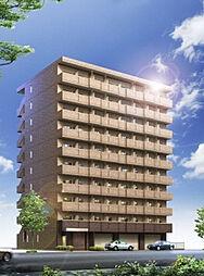 兵庫県神戸市灘区岩屋北町5丁目の賃貸マンションの外観