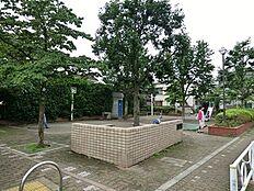 周辺環境:こぶし公園