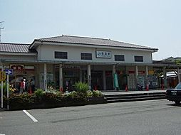JR衣笠駅