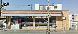 セブンイレブン奈良東九条町店まで徒歩約3分(約245m)