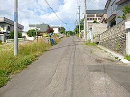 南東側既存道路