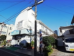久保田ハイツ[205号室]の外観