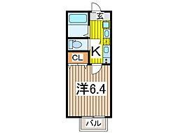 (仮称)キャメル戸塚南2丁目[2階]の間取り