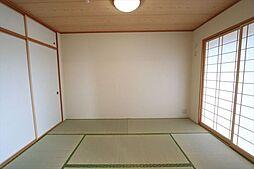 ゆったりくつろぐお部屋としてなど使い道多彩な和室(2018年4月23日撮影)