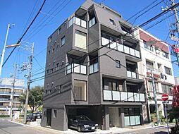 AZURJOSAI[4階]の外観