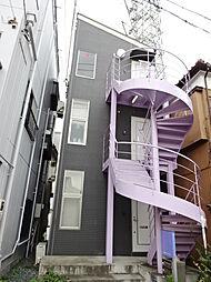神奈川県川崎市川崎区小田3丁目の賃貸アパートの外観