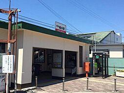 南海本線樽井駅...
