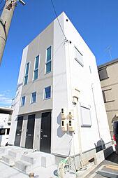 愛知県名古屋市瑞穂区内方町2丁目の賃貸アパートの外観
