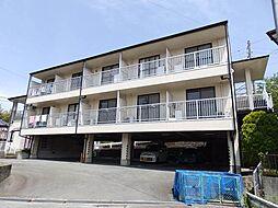 三重県伊勢市中之町の賃貸アパートの外観