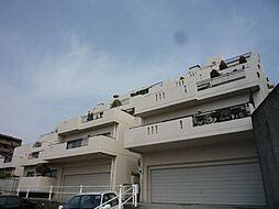 ジャルダン雲雀丘花屋敷[4階]の外観