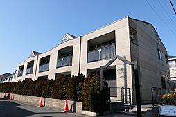 千葉県市原市ちはら台東1丁目の賃貸アパートの外観