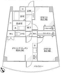 新宿区中井1丁目