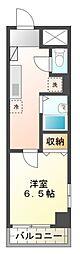 東京都小金井市本町5丁目の賃貸マンションの間取り
