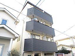 埼玉県さいたま市中央区大字下落合の賃貸アパートの外観