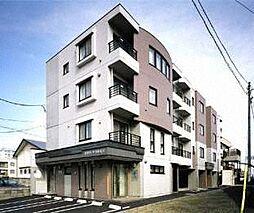 北海道札幌市中央区南十条西11丁目の賃貸マンションの外観