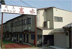 滋賀県甲賀市水口町新城の賃貸アパートの外観