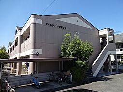 愛知県一宮市今伊勢町馬寄字御祭田の賃貸アパートの外観