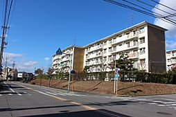 朝倉団地 107棟
