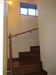 階段2から3階