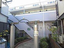 シャローム湘南[102号室]の外観