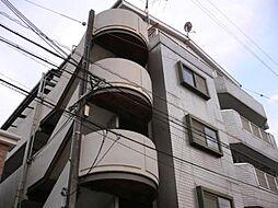 TMコーポあびこ[3階]の外観