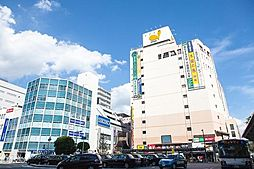 JR市川駅前・...