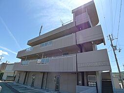 兵庫県加古川市別府町宮田町の賃貸マンションの外観