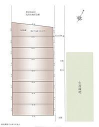 H区画:区画図