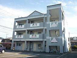 三重県四日市市堀木2丁目の賃貸マンションの外観