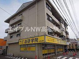 香川県高松市仏生山町甲の賃貸マンションの外観