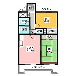 八田駅 6.8万円