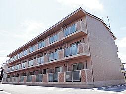 滋賀県湖南市石部東6丁目の賃貸マンションの外観