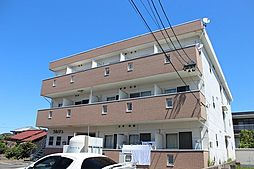 愛知県あま市木田東の賃貸アパートの外観
