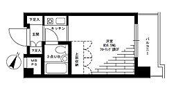 パークノヴァ横浜阪東橋[3階]の間取り