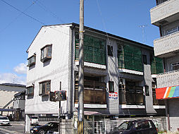 コーポまつのき[2階]の外観