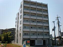 滋賀県草津市野路東6丁目の賃貸マンションの外観