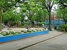 周辺環境:代々木大山公園