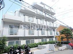 兵庫県神戸市灘区中原通6丁目の賃貸マンションの外観