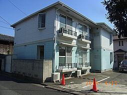 ジュネスK[2階]の外観