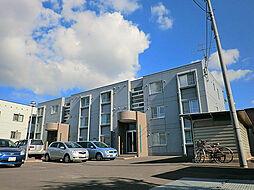 北海道札幌市東区北四十七条東13丁目の賃貸マンションの外観