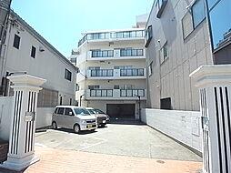 兵庫県神戸市須磨区須磨浦通2丁目の賃貸マンションの外観