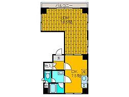TMビル[4階]の間取り