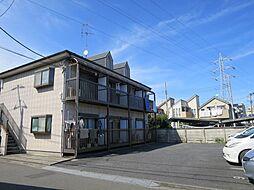 東京都世田谷区北烏山6丁目の賃貸アパートの外観