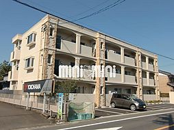 愛知県愛西市北一色町北田面の賃貸マンションの外観