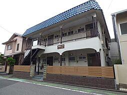 貫井コーポ[1階]の外観