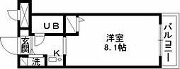 ジョイフル武蔵関弐番館[0202号室]の間取り