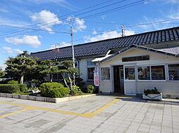 JR加賀笠間駅...